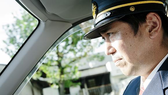 写真:乗務員